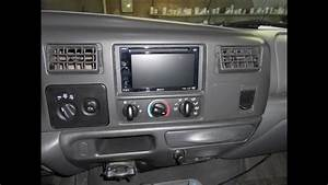 How To Install A Double Din Dvd Stereo In A 99