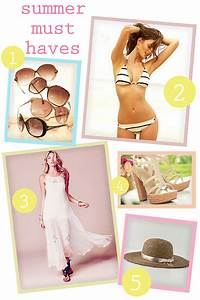 Must Haves Sommer 2015 : style guide my summer must haves lauren conrad ~ Eleganceandgraceweddings.com Haus und Dekorationen