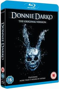 Book Chart Uk Donnie Darko Original Version Blu Ray Zavvi
