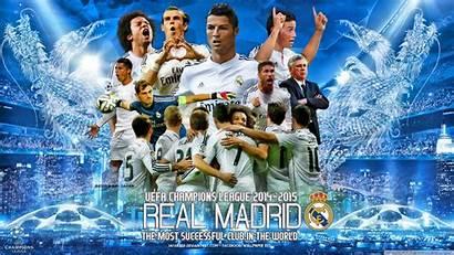 Madrid Champions League Desktop 4k Background Wallpapers