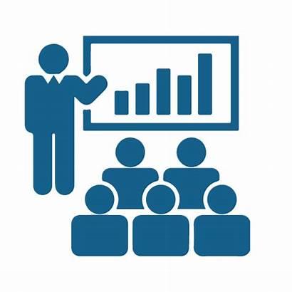 Training Clipart Transparent Education Background Icons Management