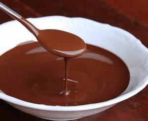 Faire Un Thé Glacé : comment faire une sauce au chocolat fondu qui ne durcit ~ Dode.kayakingforconservation.com Idées de Décoration