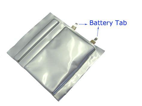 mm width nickel tab  negative terminal  polymer li ion battery pcsbox plib nta