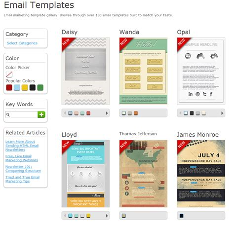 thrive templates integrate with aweber aweber review email marketing service reviews