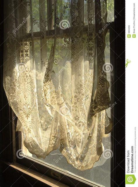 tende merletto finestra merletto delle tende immagine stock