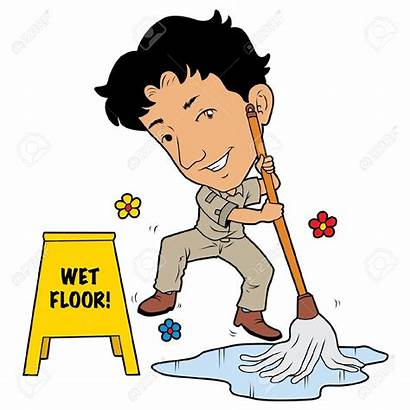 Janitor Clipart Janitorial Custodian Quotes Vector Clipground