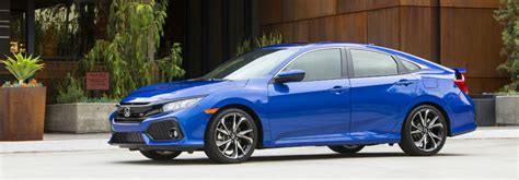2017 Honda Civic Si Sedan Features And Specs