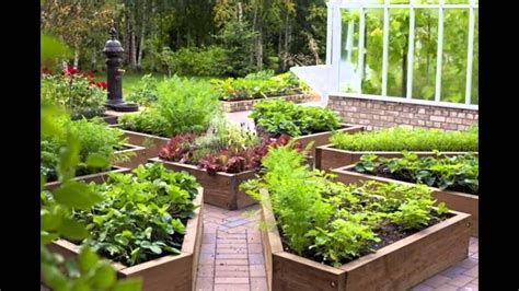 Raised Bed Vegetable Garden Plans Outdoor Waco