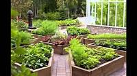 raised vegetable garden Raised Bed Vegetable Garden Plans Outdoor Waco