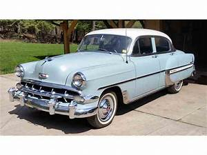 1954 Chevrolet Bel Air For Sale On Classiccars Com