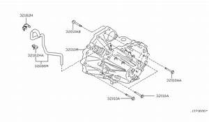 2000 Nissan Maxima Manual Transmission  Transaxle  U0026 Fitting