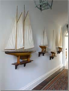 Nautical Wall Decor Boats