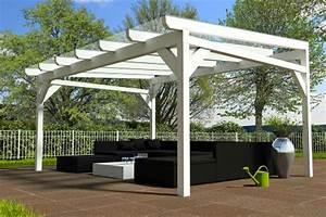 Pergola Holz Selber Bauen : terrassendach holz freistehend ~ Markanthonyermac.com Haus und Dekorationen