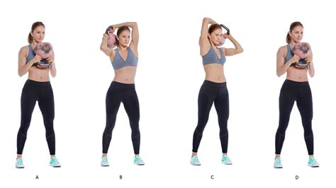 kettlebell halos shoulder exercises fitness beginners workout guide