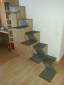 Escalier En Colimaçon Pas Cher : escalier m tallique pas japonais delineo sa ~ Premium-room.com Idées de Décoration
