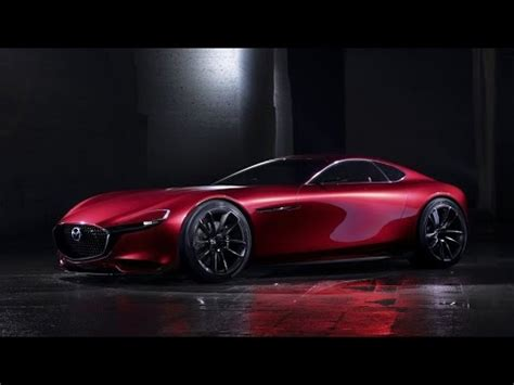 Mazda Rx Vision Price by 2015 Mazda Rx Vision Concept Review Rendered Price Specs