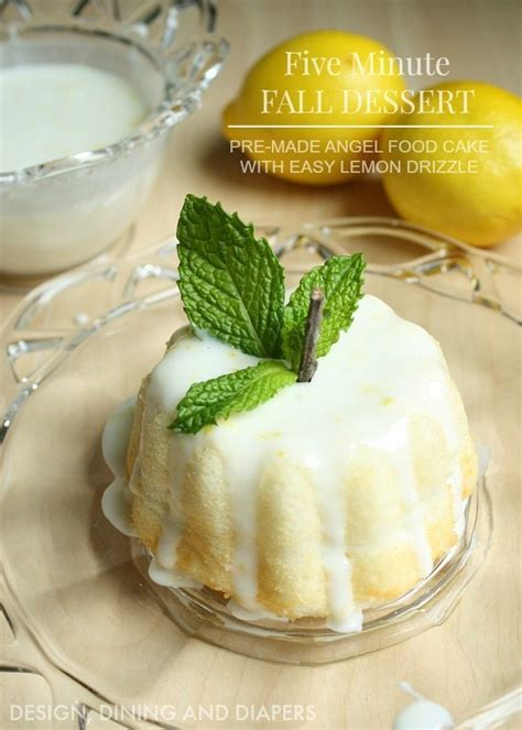 lemon food cake dessert pumpkin food cake with lemon drizzle whiteaker