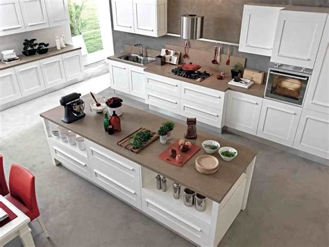 cuisine moderne ilot central 107 idées de îlot central de cuisine fonctionnel et convivial