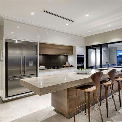 cocinas modernas   barra islas rustica minimalistas