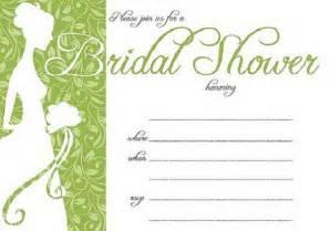 bridal shower invitations easyday - Printable Wedding Shower Invitations