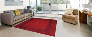 Tapis Rouge Salon : les couleurs de tapis ~ Teatrodelosmanantiales.com Idées de Décoration