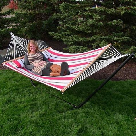 Hammocks For Cheap by Quilted Hammock With Stand Cheap Cing Hammock