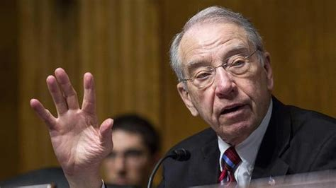 Grassley cancels committee meeting before Kavanaugh, Ford