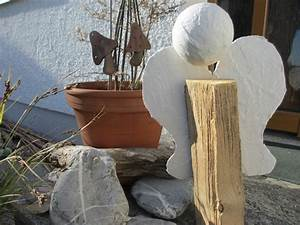 Deko Engel Holz : weihnachts engel aus holz und gips ~ Orissabook.com Haus und Dekorationen