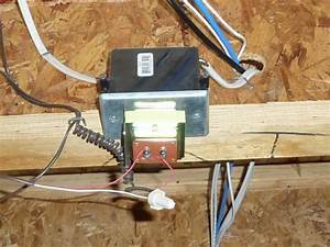 Adding Door Chime In The Basement
