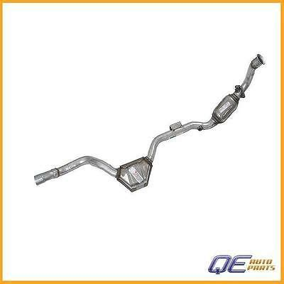 It has all service and maintenance instructions, step by step. Mercedes W163 ML320 98-03 Right Passenger Side Catalytic Converter D.E.C.MB2274P   eBay