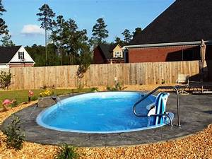 small inground fiberglass pool kits house outdoor pool With swimming pool designs and prices