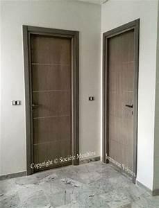 Porte Interieur En Bois : portes d 39 int rieur pleines pour appartement en bois massif ~ Dailycaller-alerts.com Idées de Décoration