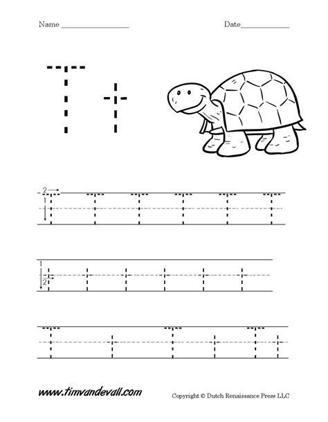 letter  worksheet tim  printables letter  worksheets