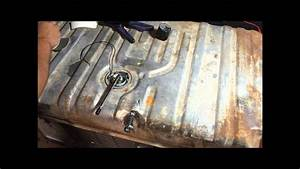 Chevelle Fuel Gas Tank Install And Info 68