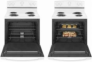 Amana Acr2303mfw 30 Inch Electric Range With 4 Coil