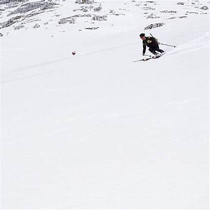 Adventure Skiing Ski Loved Touring Session Another