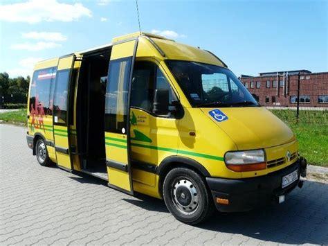 renault master minibus renault master 2 8 klima minibus from poland for sale at