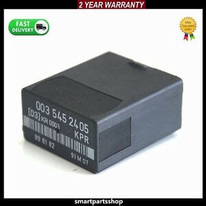 brand new fuel relay fit for mercedes w124 w201 w126 r107 relay 0035452405 ebay