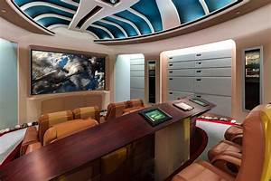 La maison star trek est a vendre pour 35 millions de for In home furniture enterprise
