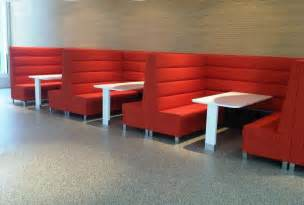 home and interiors scotland ribbed booth seating claremont office interiors office