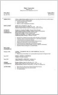 Operating Room Resume Objective Statement by Sle Nursing Resume New Graduate Nursing And Stuff Nurses