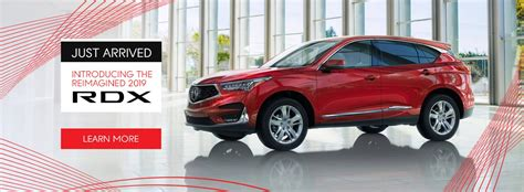 welcome to acura of glendale acura dealership in
