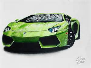 Lamborghini Car Drawings