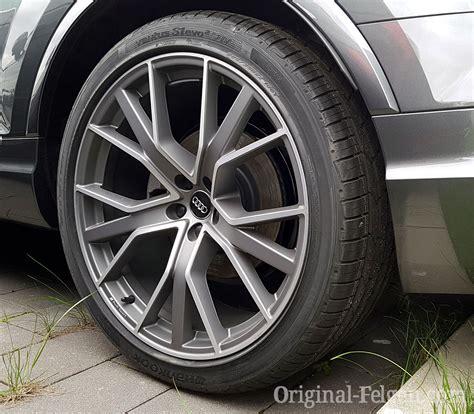 Audi VW Original Felge 4M0 601 025 AG  SQ7  15 Speichen