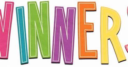 Winners Clipart Congratulations Come Clip Prize Creative