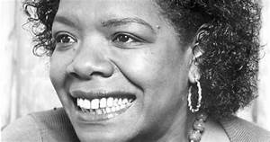Women and Mountains: Maya Angelou