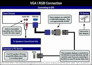 Vga Wiring Diagram