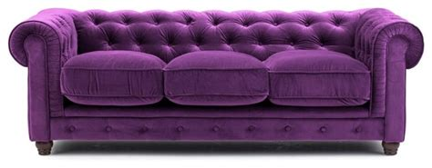 purple velvet chesterfield sofa purple velvet chesterfield sofa three seat victorian