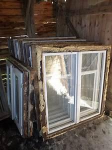 Stará dřevěná okna