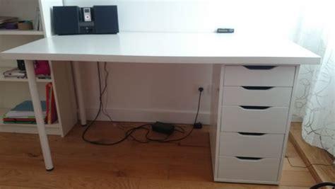 bureau ik饌 blanc bureau ikéa micke clasf